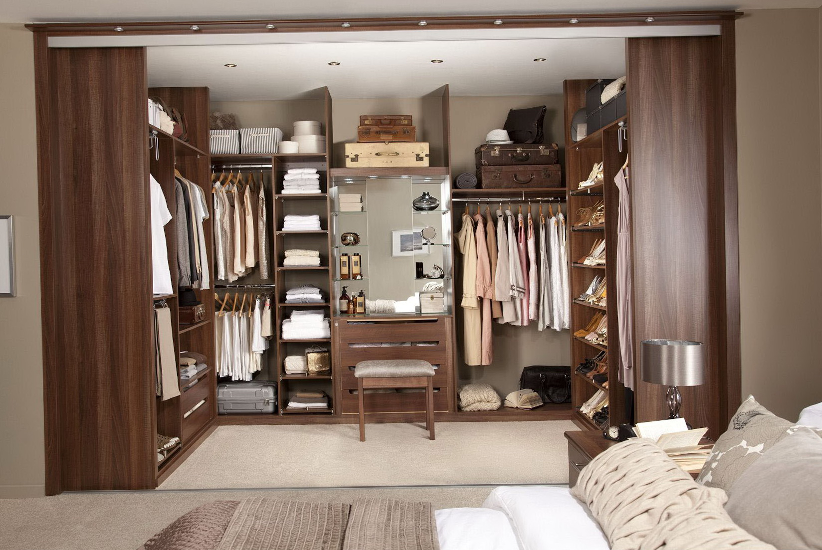 Large Master Closet Designs Home Design Ideas