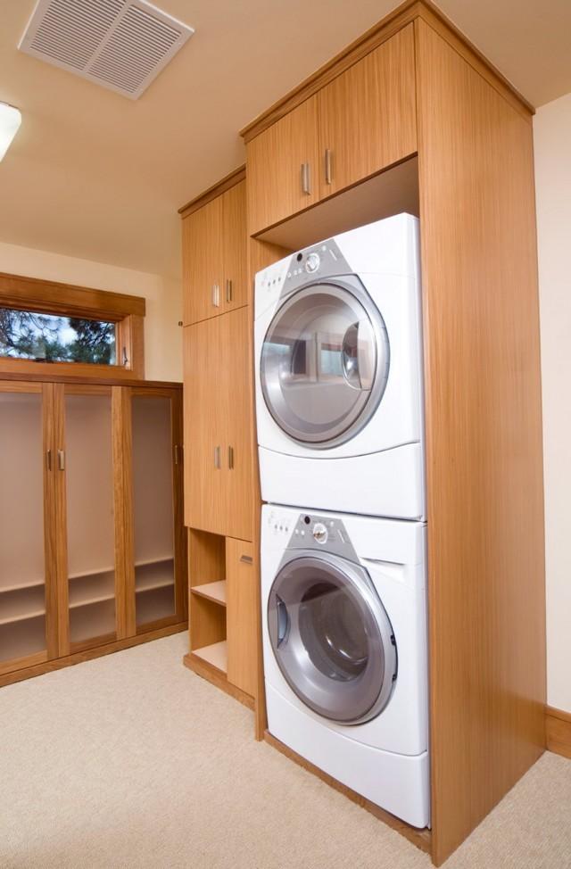 Laundry Room Closet Design