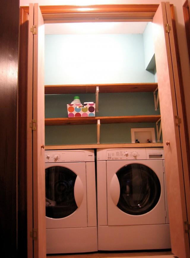 Laundry Room Closet Doors