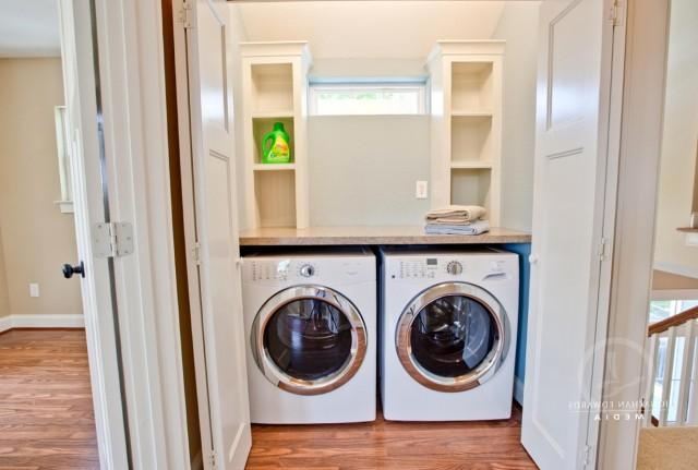 Laundry Room Closet Organization Ideas