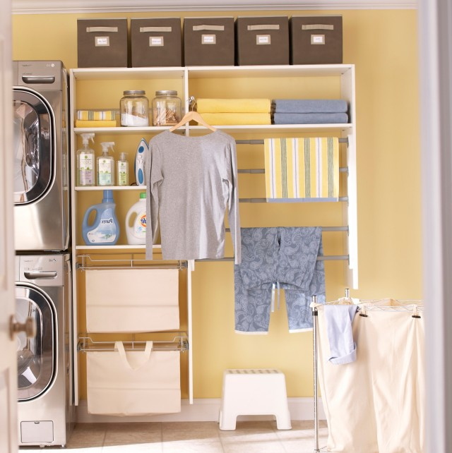 Laundry Room Closet Systems