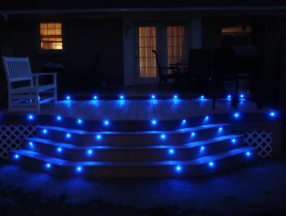 Led Deck Lighting Strips Home Design Ideas