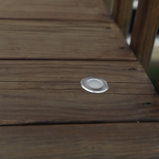 Led Solar Deck Lights