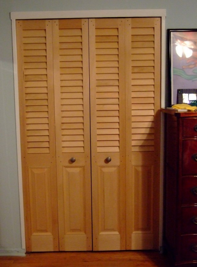 Louver Doors For Closets