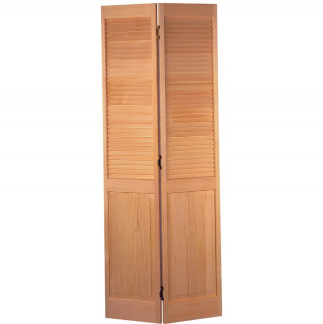 Louvered Bifold Closet Door Installation