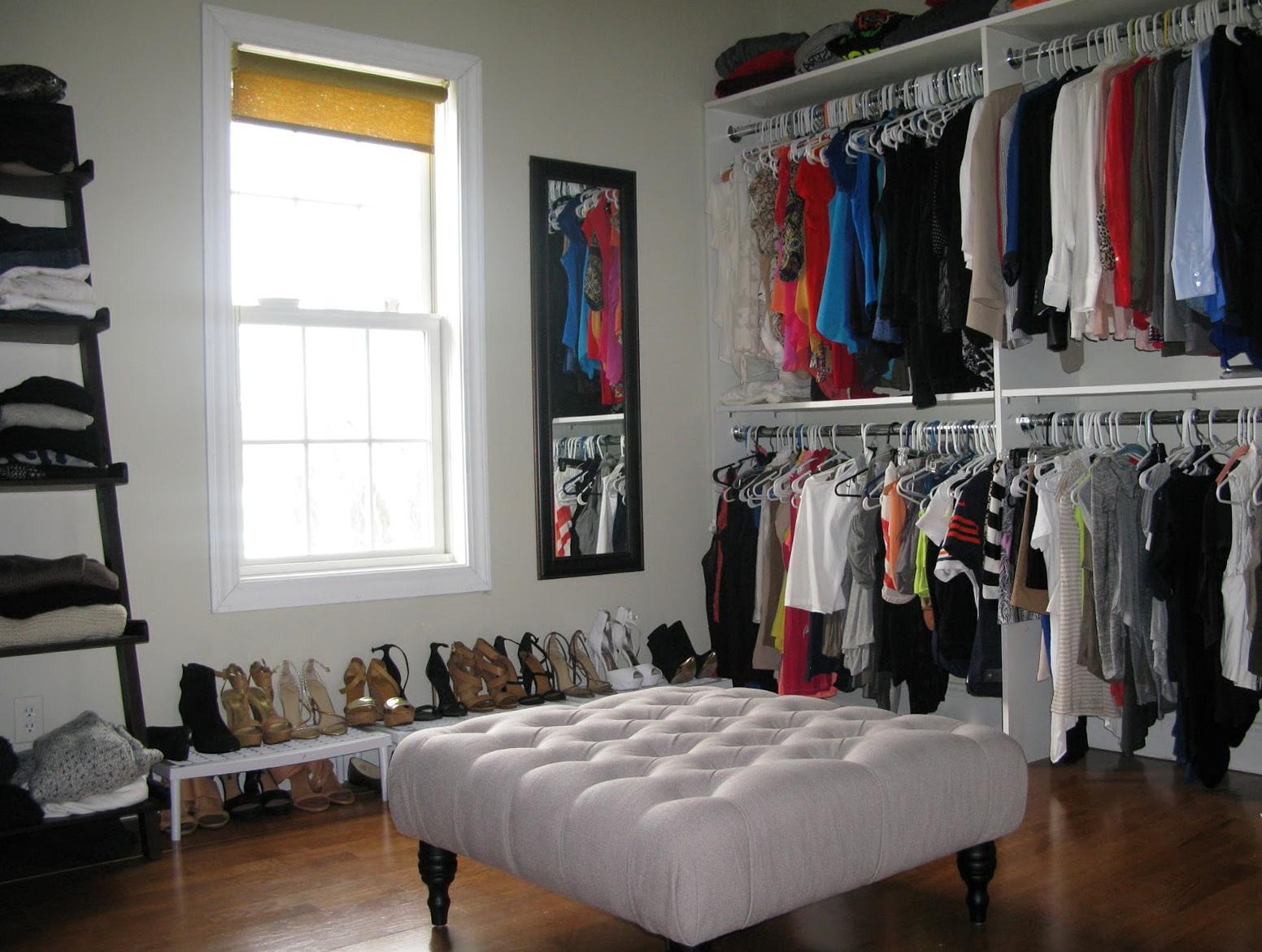 Make A Closet Into A Bedroom Home Design Ideas