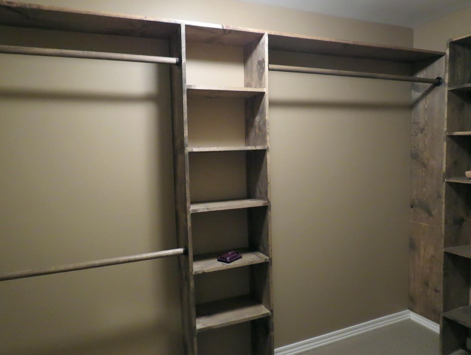 Make Your Own Wardrobe Closet