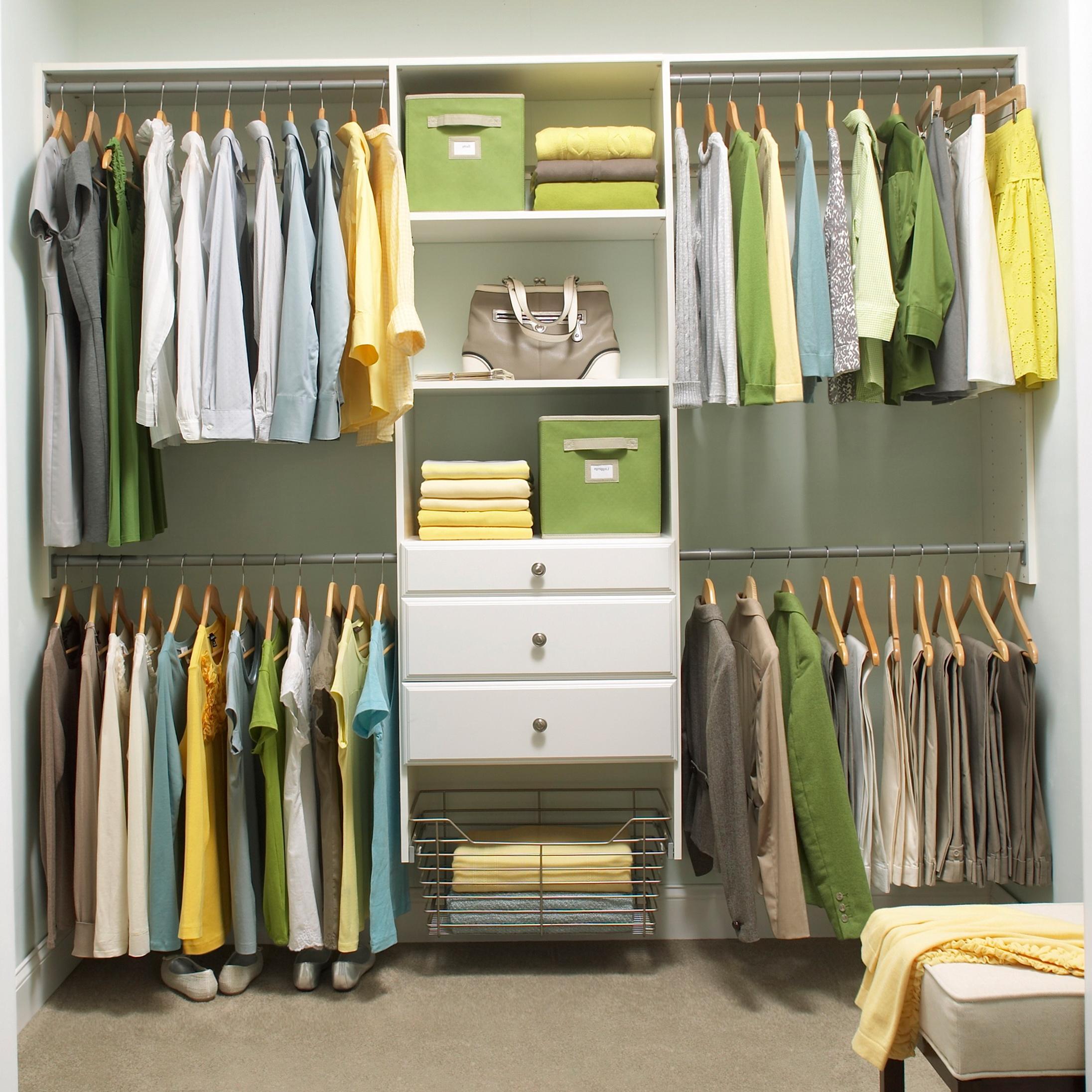 Martha Stewart Living Closet Organizer