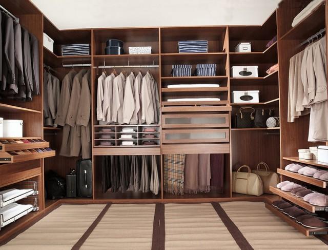 Master Bedroom Closet Layout