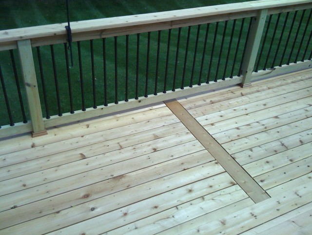 Metal Deck Balusters Discount