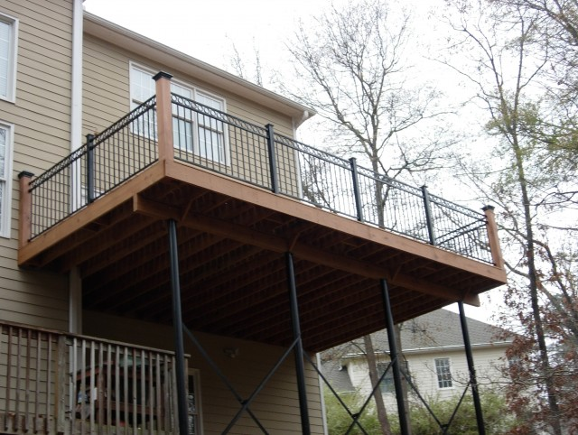 Metal Deck Balusters Lowes