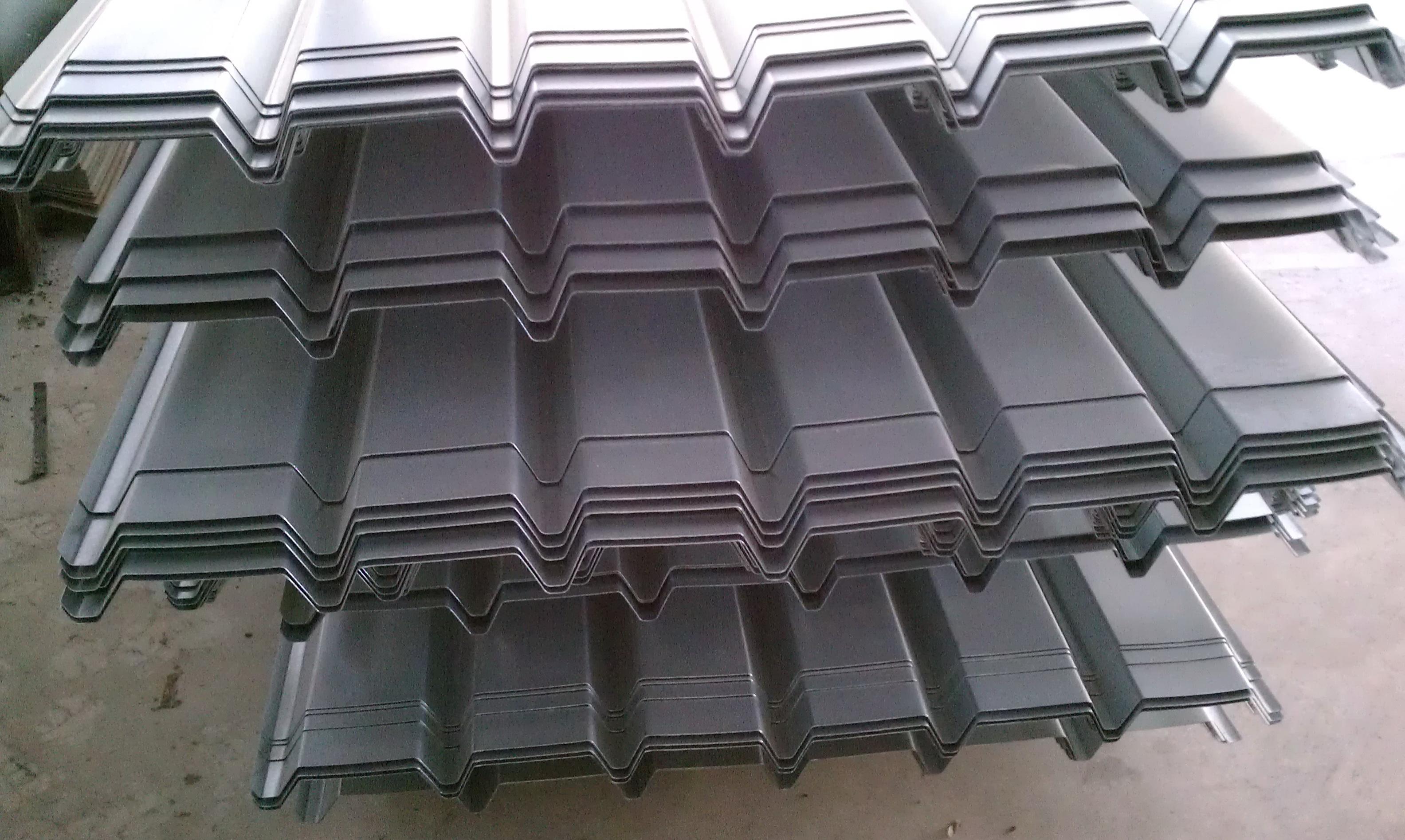 Metal Roof Decking Types