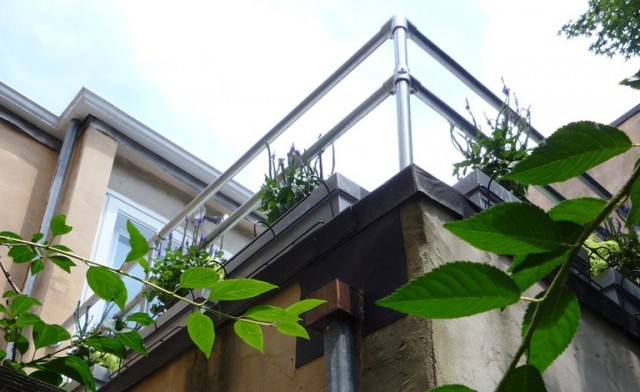 Modern Deck Railings Pictures