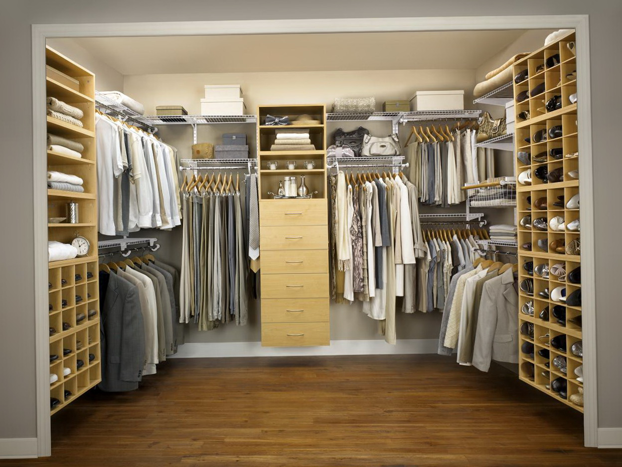 Most Affordable Closet Systems Home Design Ideas