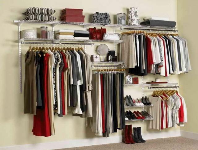 Organize A Tiny Closet