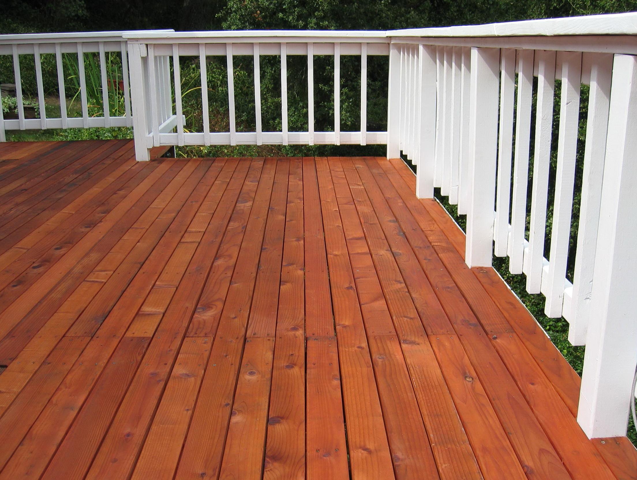 Outdoor Deck Paint Color Ideas