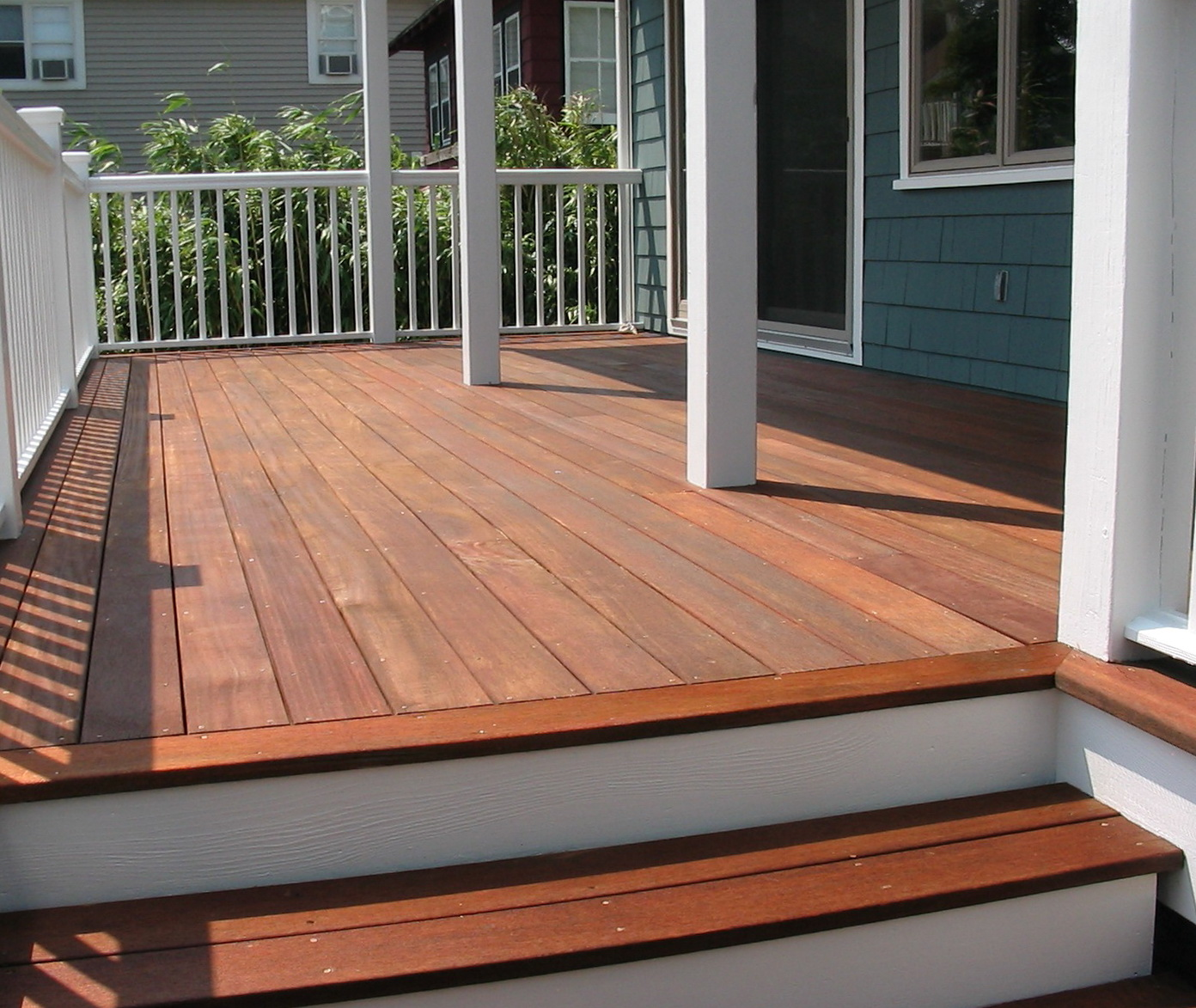 Outdoor Deck Painting Ideas Home Design Ideas