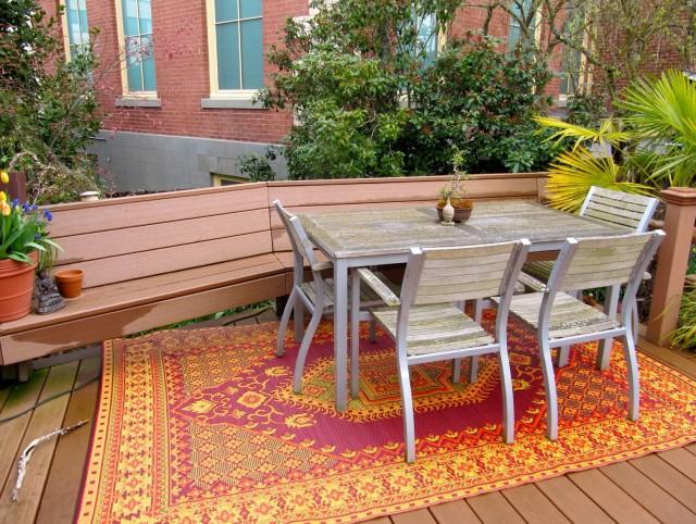 Outdoor Deck Rugs Home Depot