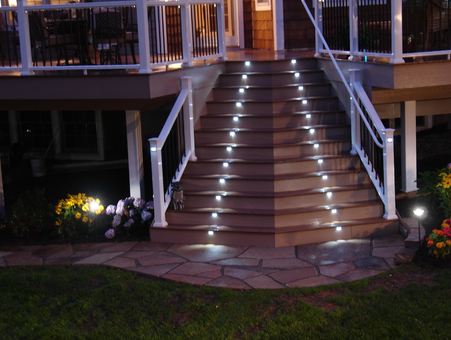Outdoor Led Deck Lighting