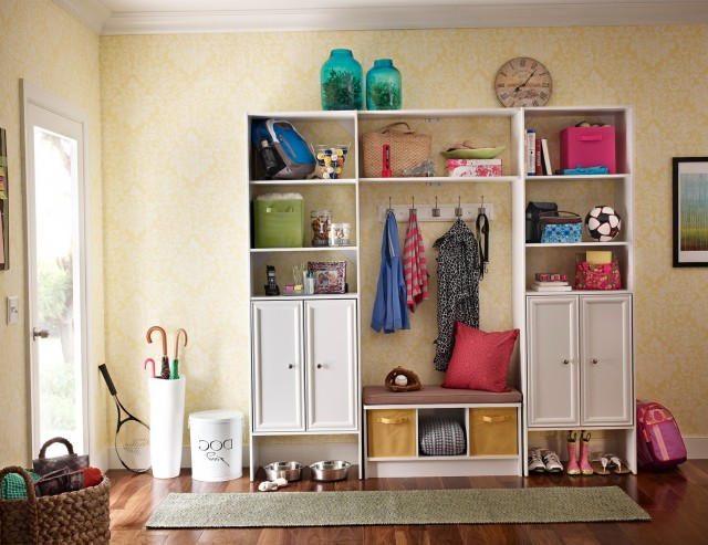 Pantry Closet Organizer Systems