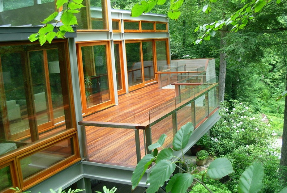 Patio And Deck Ideas For Small Backyards