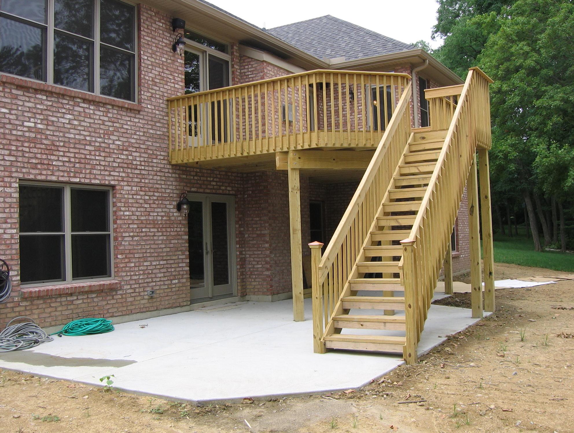 patio deck ideas designs home design ideas