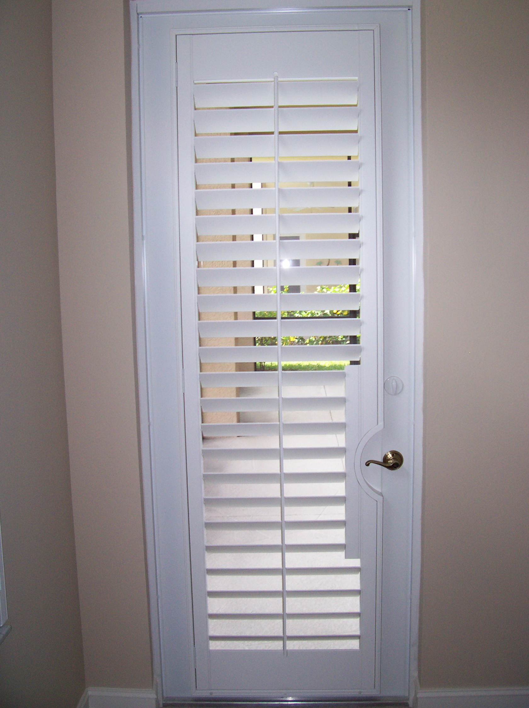 Plantation Shutter Closet Doors Home Design Ideas