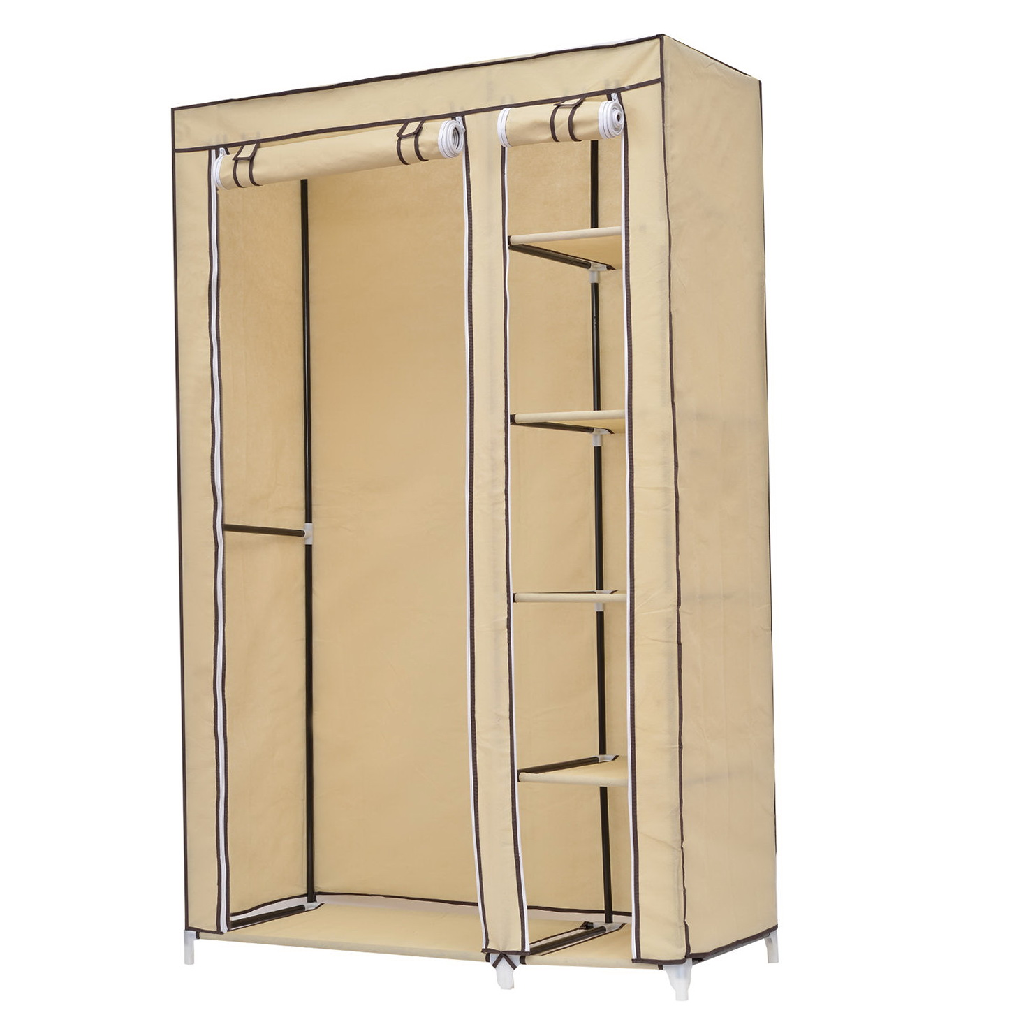 Portable Closet Storage Organizer Home Design Ideas