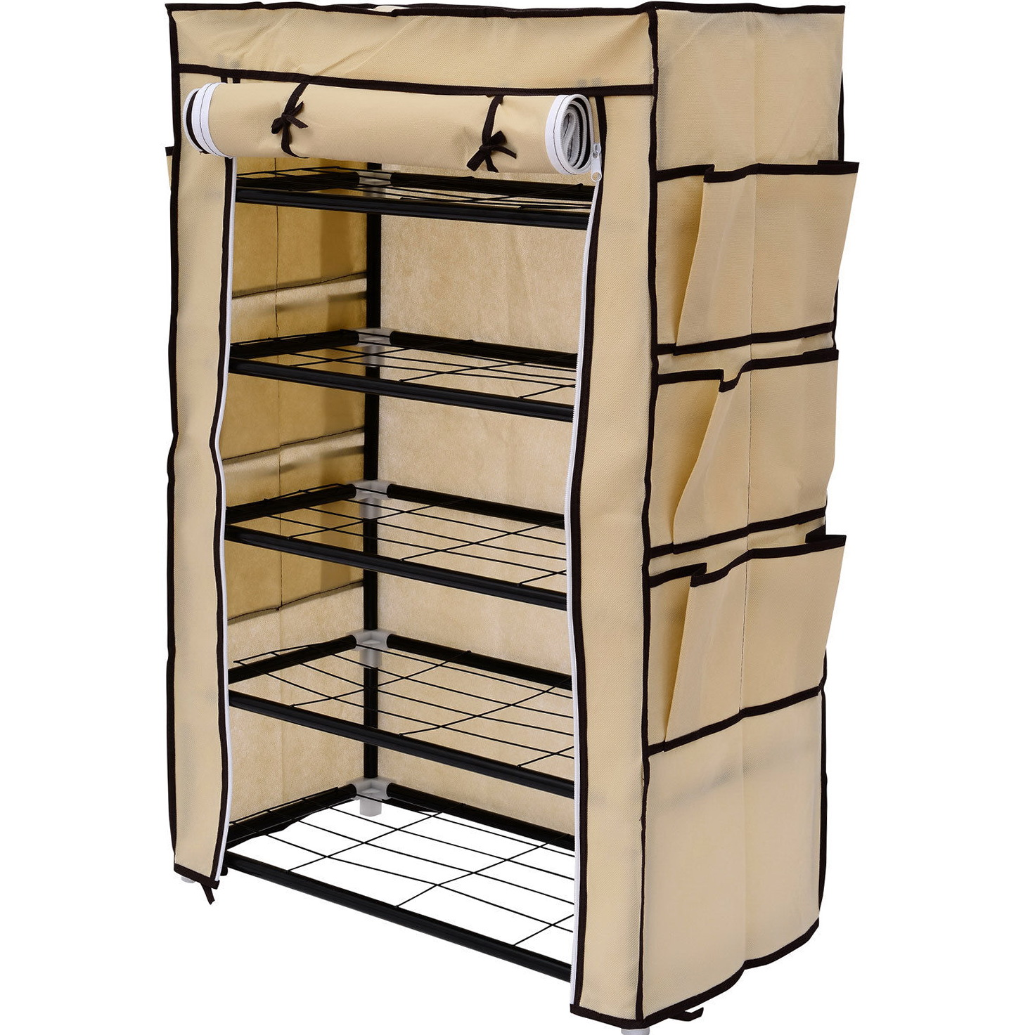 Portable Closet Storage Units Home Design Ideas