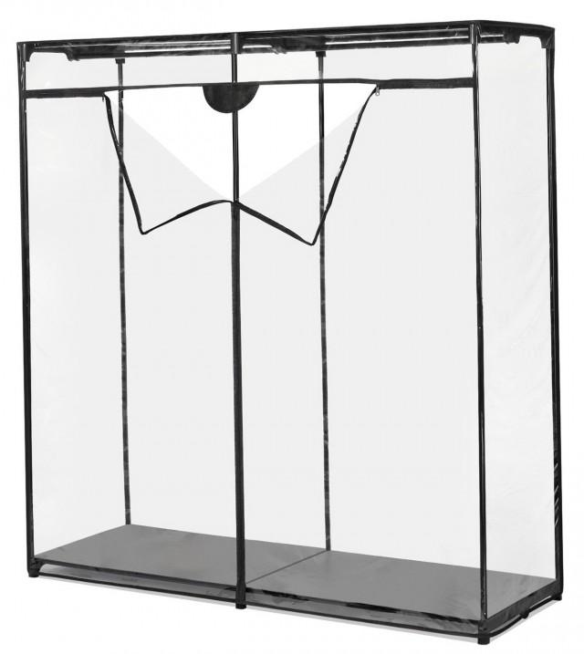 Portable Wardrobe Closet On Wheels