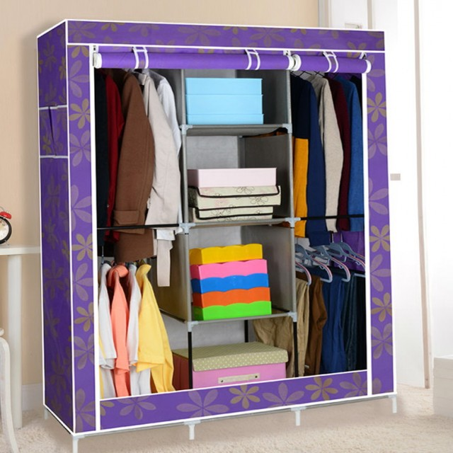 Portable Wood Closet Walmart