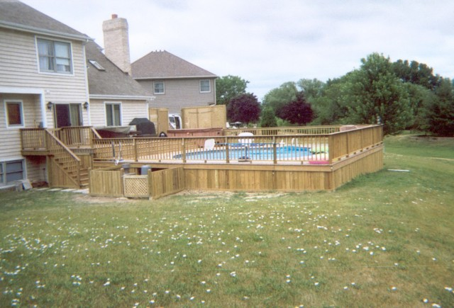 Pre Made Decks For Pools