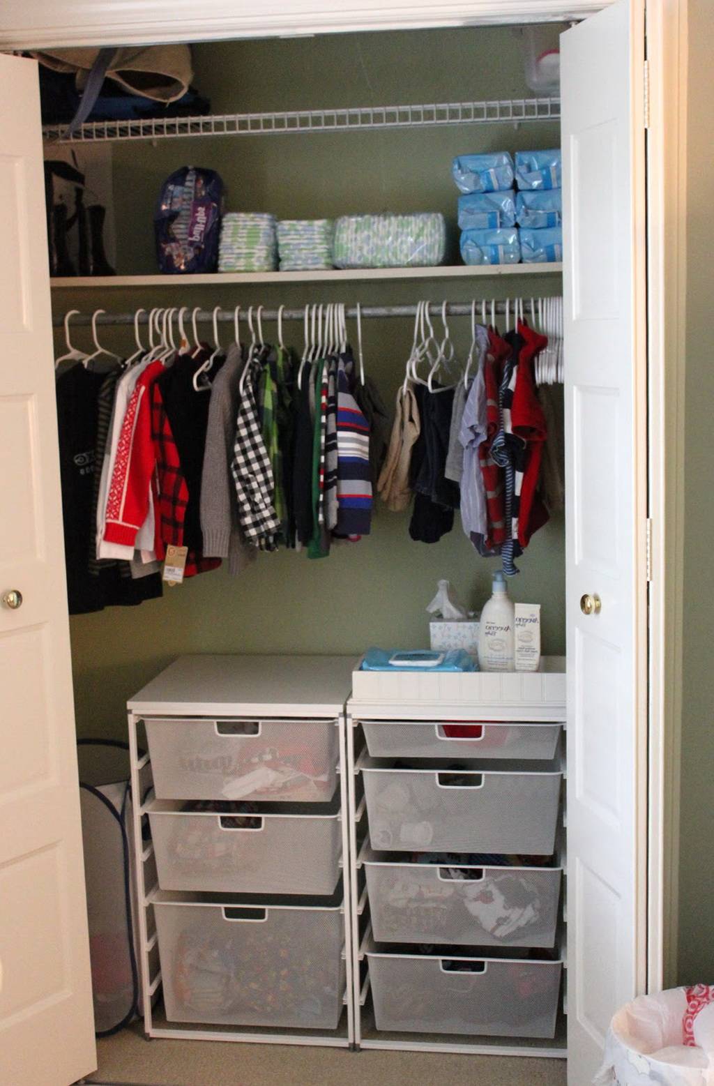 Putting Dresser In Closet Home Design Ideas