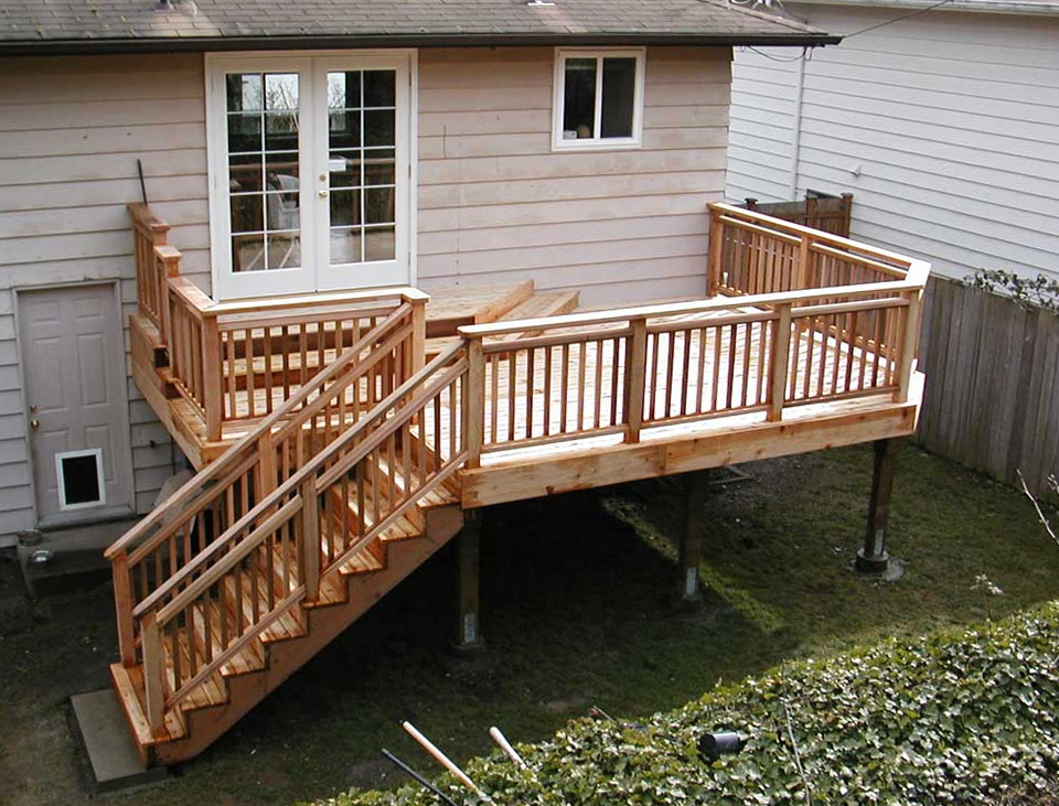 Railing For Decks Styles