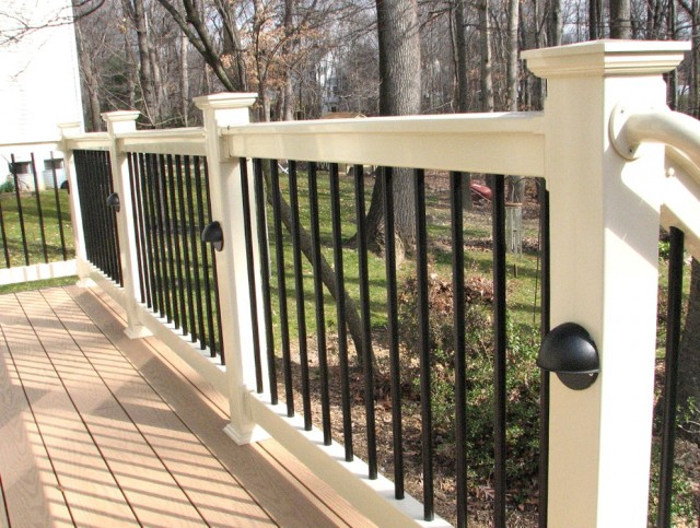 Railings For Decks Ideas