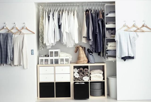 Reach In Closet Organizers Ikea