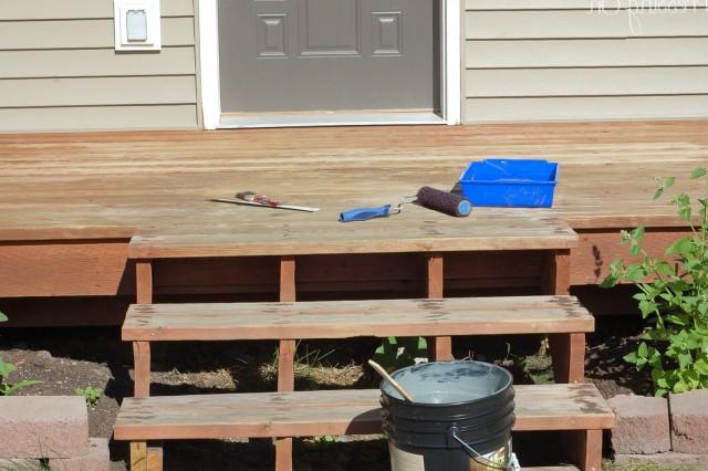 Restoring A Deck Diy