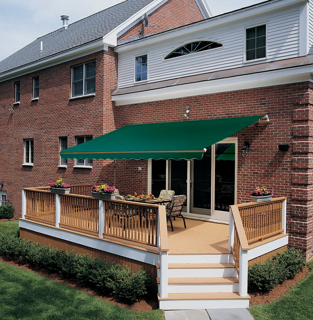 Retractable Deck Awnings Lowes Home Design Ideas