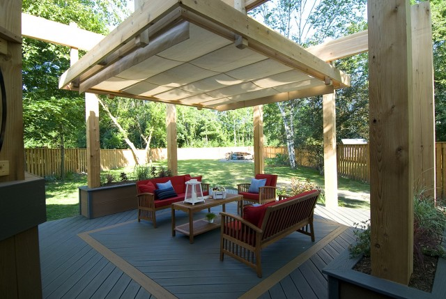 Retractable Deck Awnings Uk