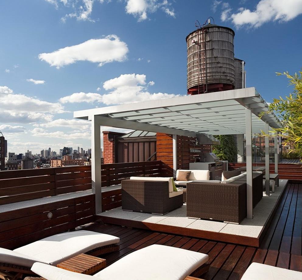 Roof Deck Design Plans Home Design Ideas