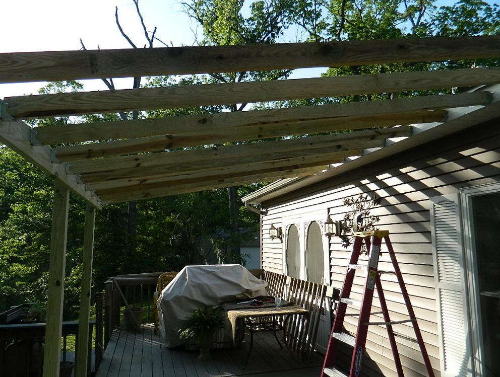 Roof Deck Framing Plan Home Design Ideas