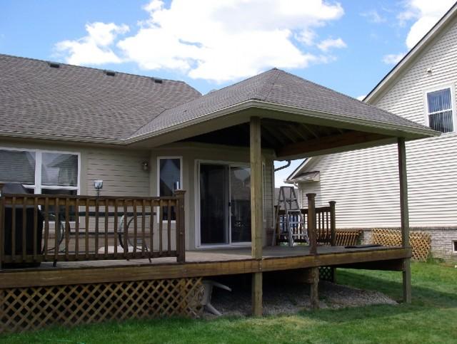Roof Over Deck Nz