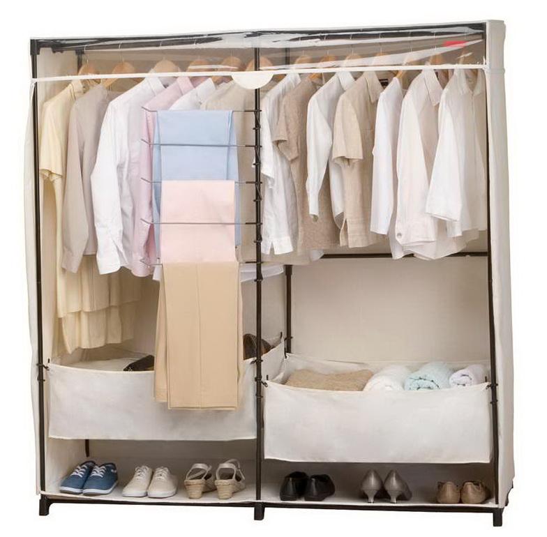 Room Essentials Expandable Closet Organizer