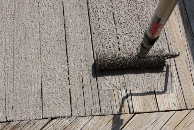 Rubberized Deck Coating Canada