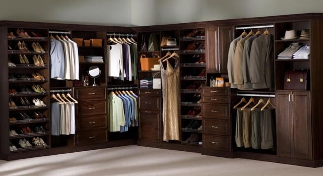 Rubbermaid Closet Storage Systems