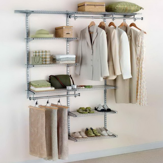 Rubbermaid Fasttrack Closet System Home Design Ideas