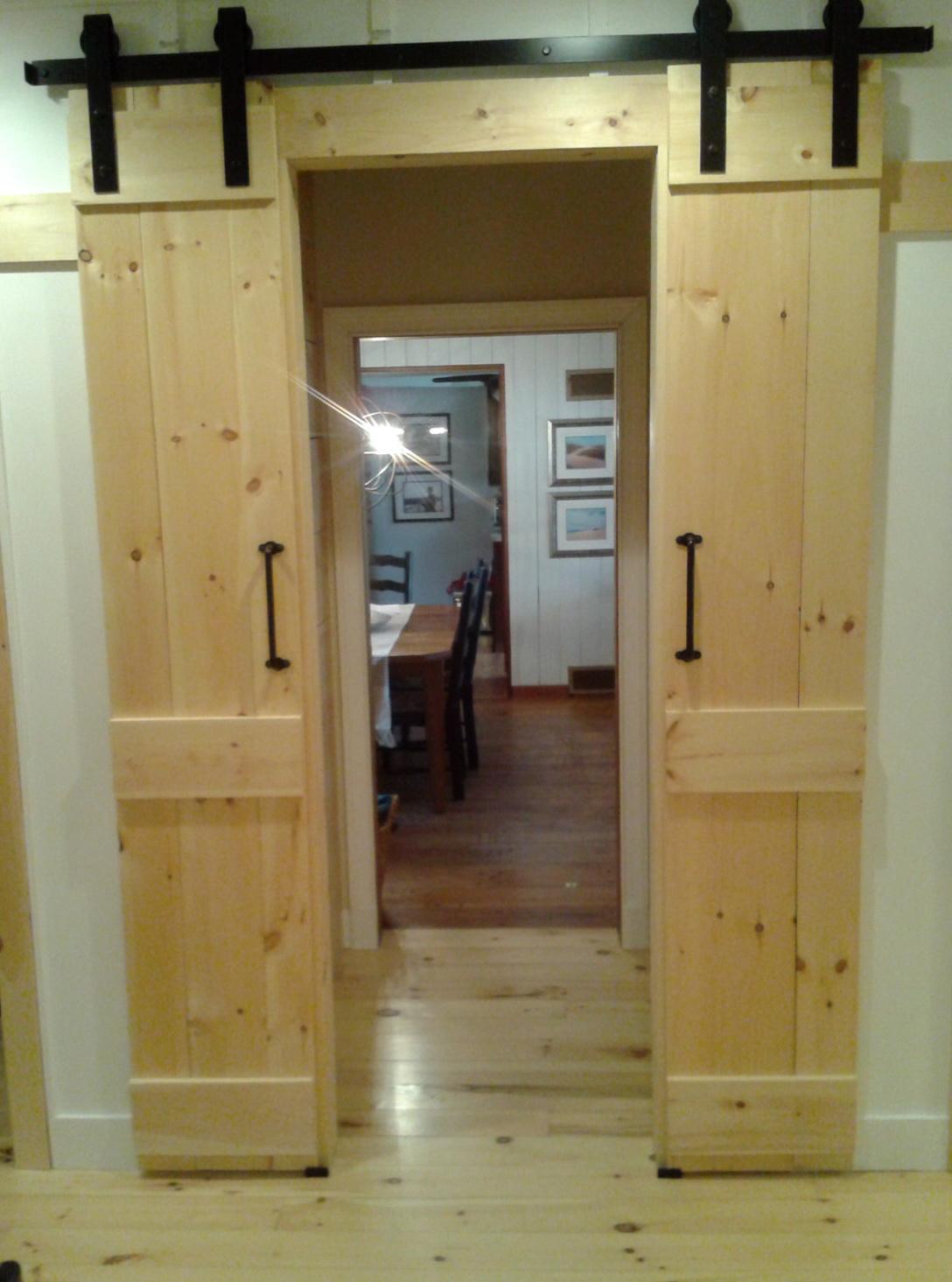 Sliding Barn Doors For Closets