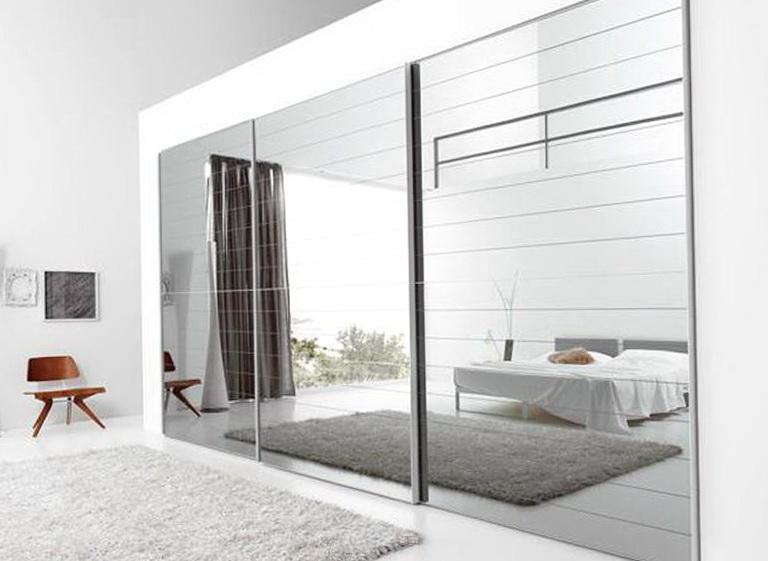 Sliding Mirrored Closet Doors For Bedrooms