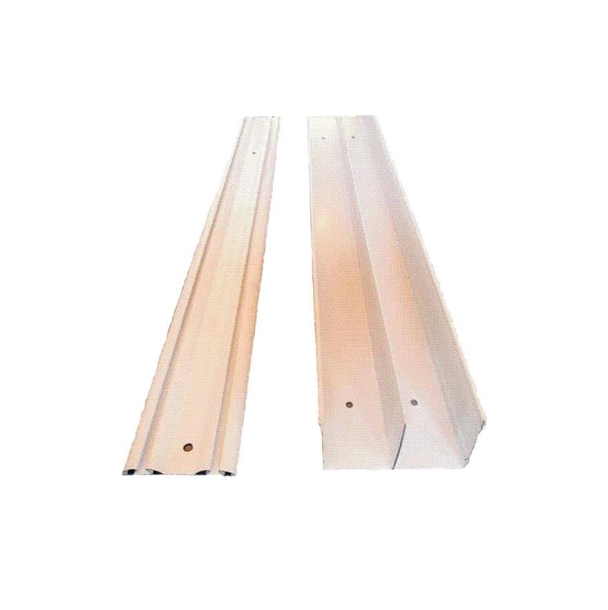 Sliding Mirrored Closet Doors Replacement Track