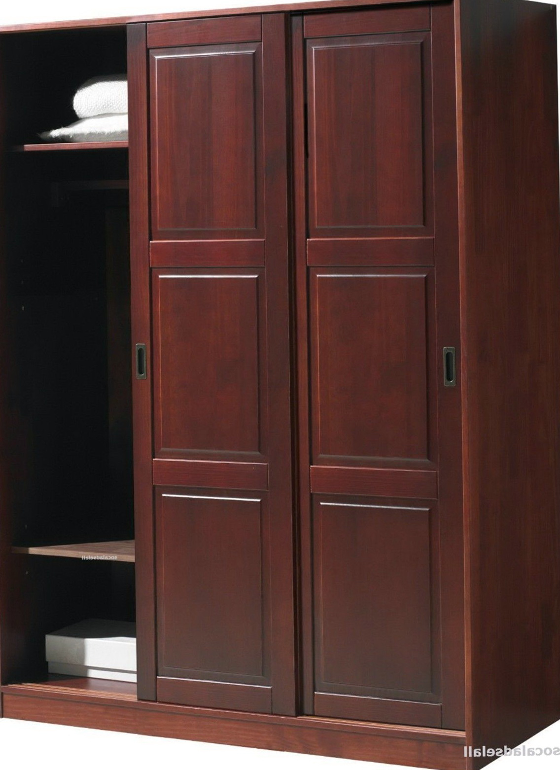 Sliding Wood Closet Doors Lowes Home Design Ideas